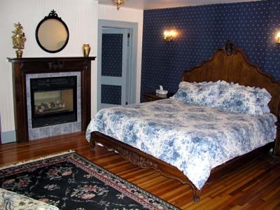 The Chestnut Charm Carriage House Linwood's View Suite